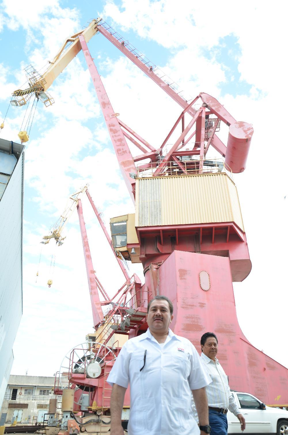 Se abre el astillero más grande del Pacífico
