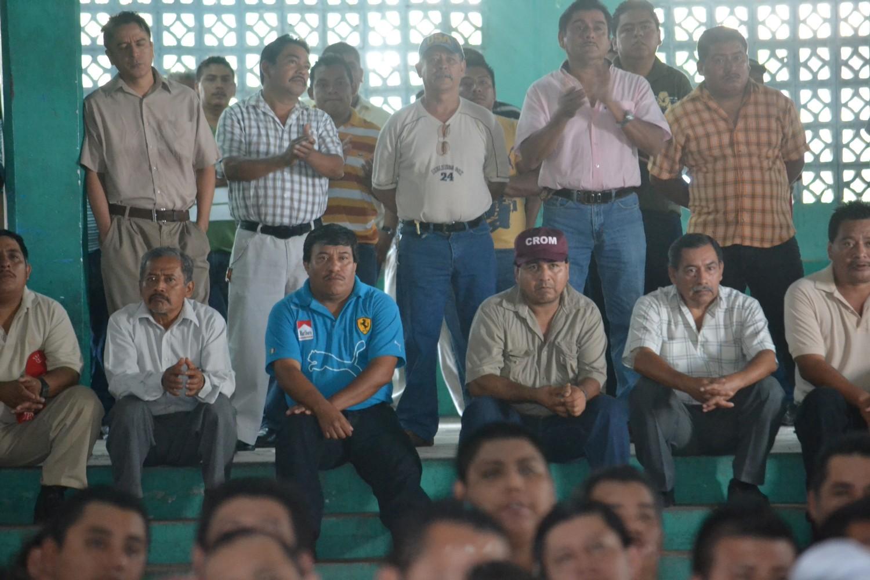 Marcha y evento contra la Reforma a la LFT Ingenio, Motzorongo; Veracruz