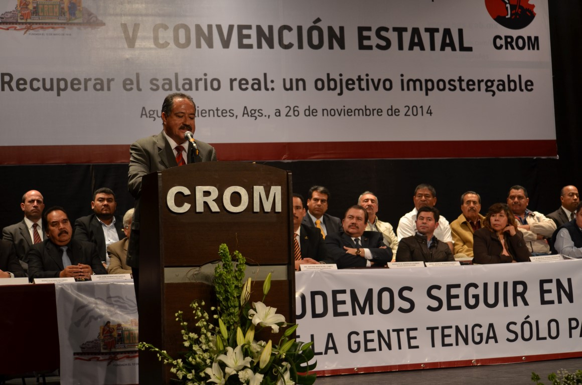 V Convención de Aguascalientes