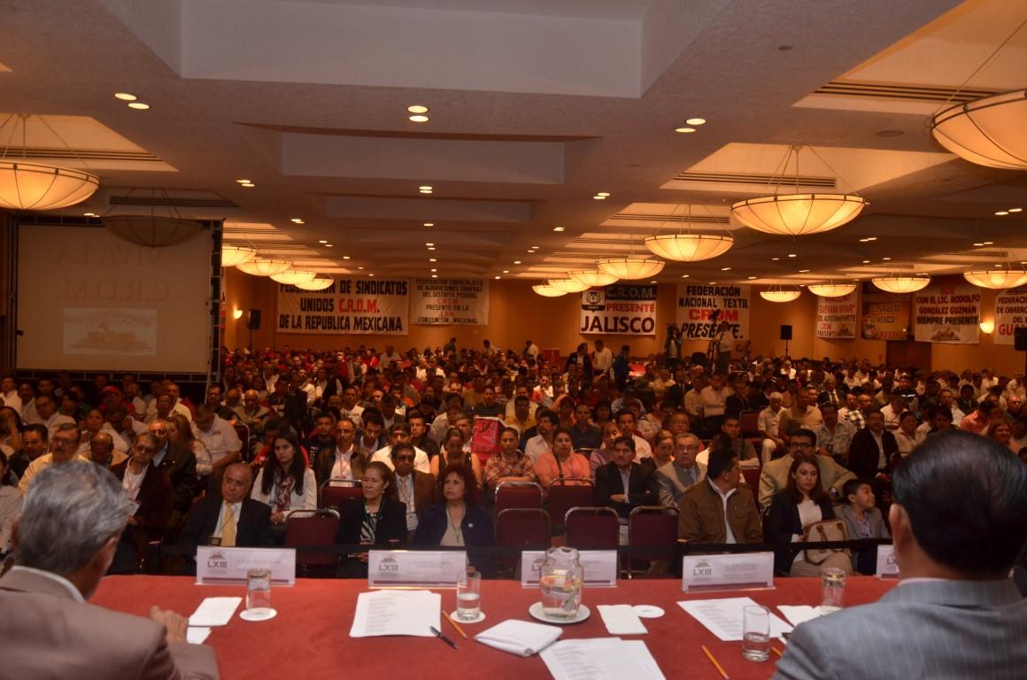 LXIII Convención Nacional Ordinaria CROM