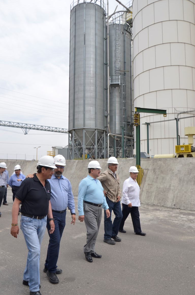 Recorrido por las plantas Manufacturas Técnicas Jit SA de CV y Resirene en Tlaxcala