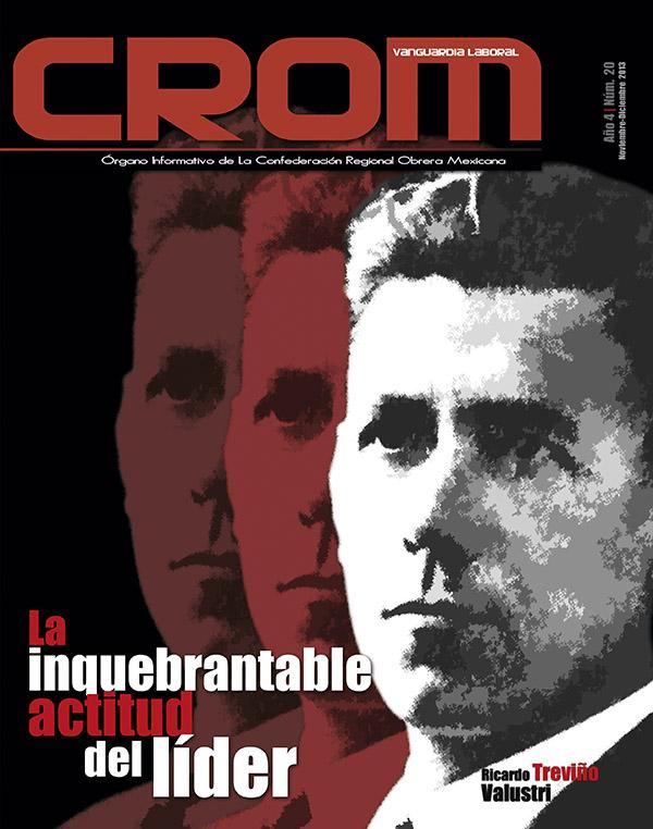 Revista CROM Noviembre - Diciembre 2013