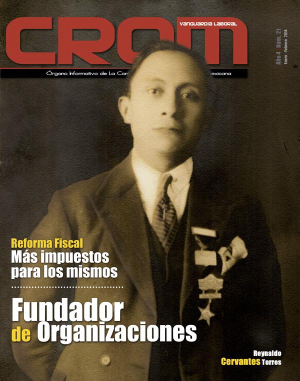 Revista CROM Enero - Febrero 2014