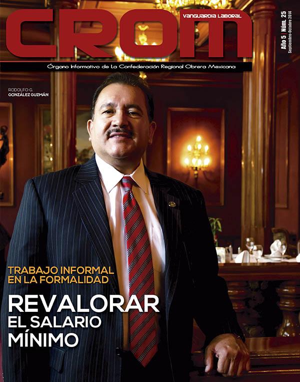 Revista CROM Septiembre - Octubre 2014