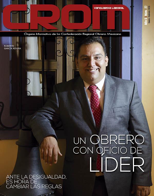 Revista CROM Enero - Febrero 2015