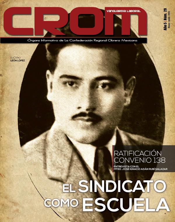Revista CROM Mayo - Junio 2015