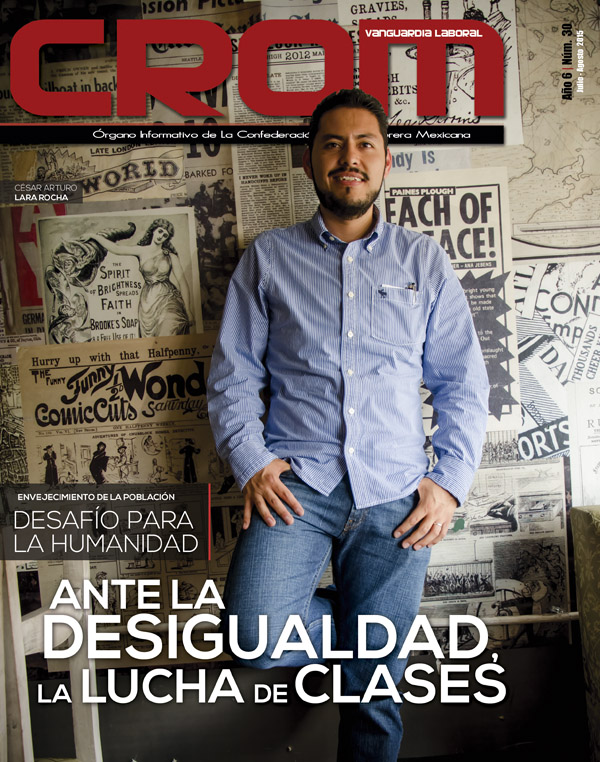 Revista CROM Julio - Agosto 2015