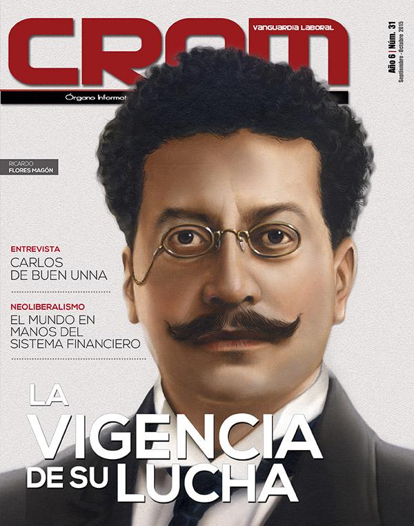 Revista CROM Septiembre - Octubre 2015