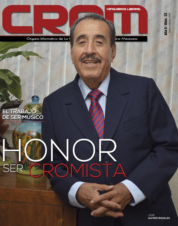 Revista CROM Enero - Febrero 2016