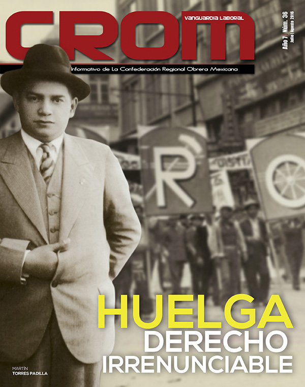 Revista CROM Julio - Agosto 2016