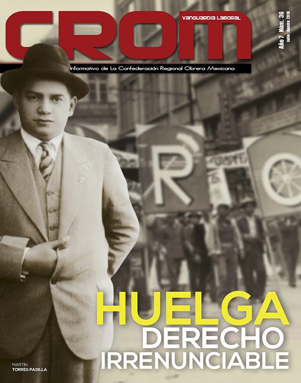 Revista CROM Julio - Agosto 2016