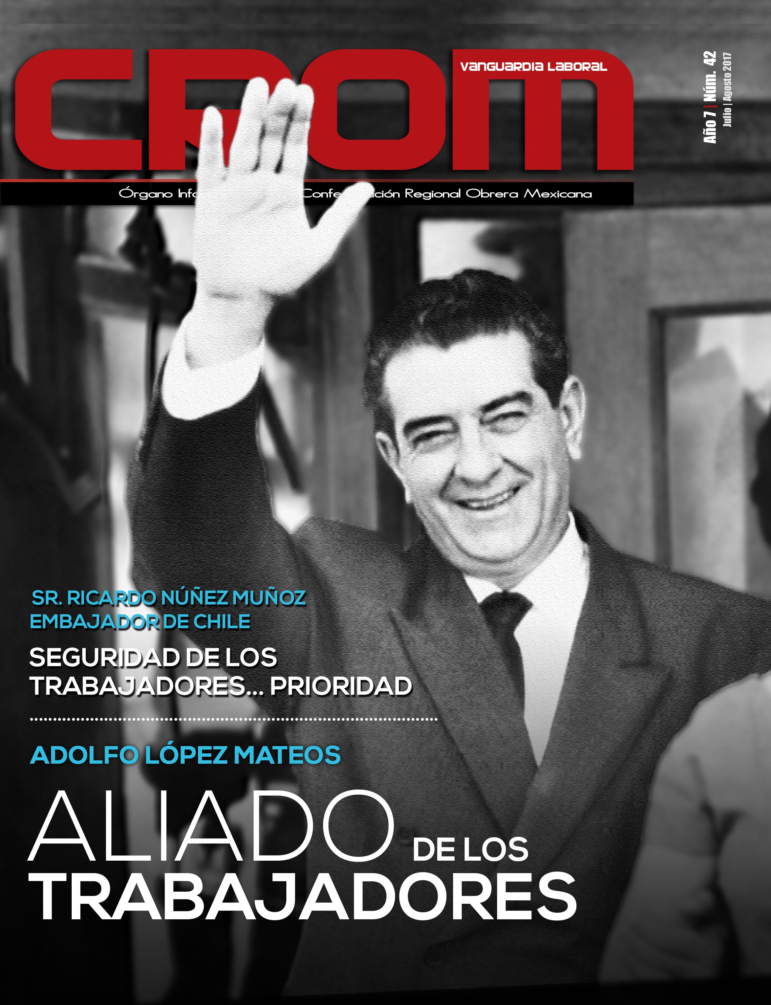 Revista CROM Julio - Agosto 2017