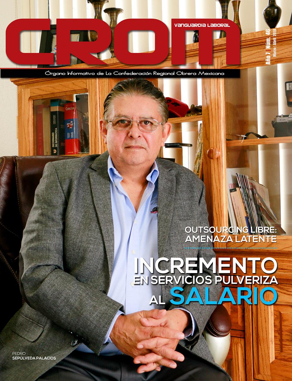 Revista CROM Marzo - Abril 2018