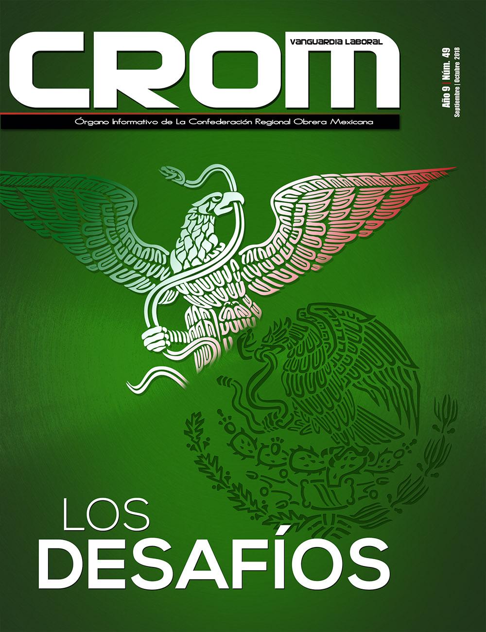 Revista CROM Septiembre - Octubre 2018