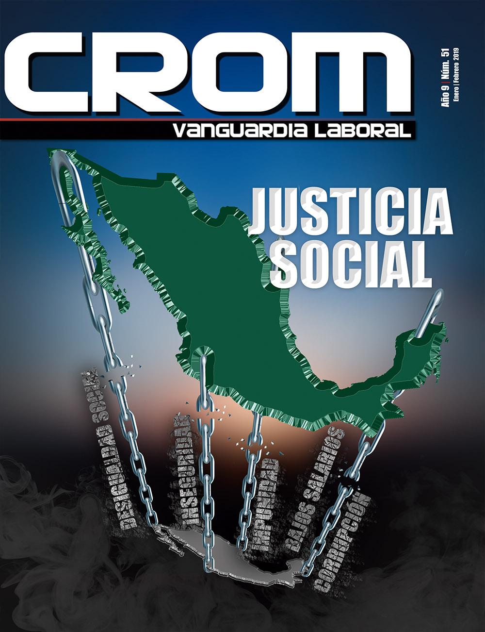 Revista CROM Enero - Febrero 2019