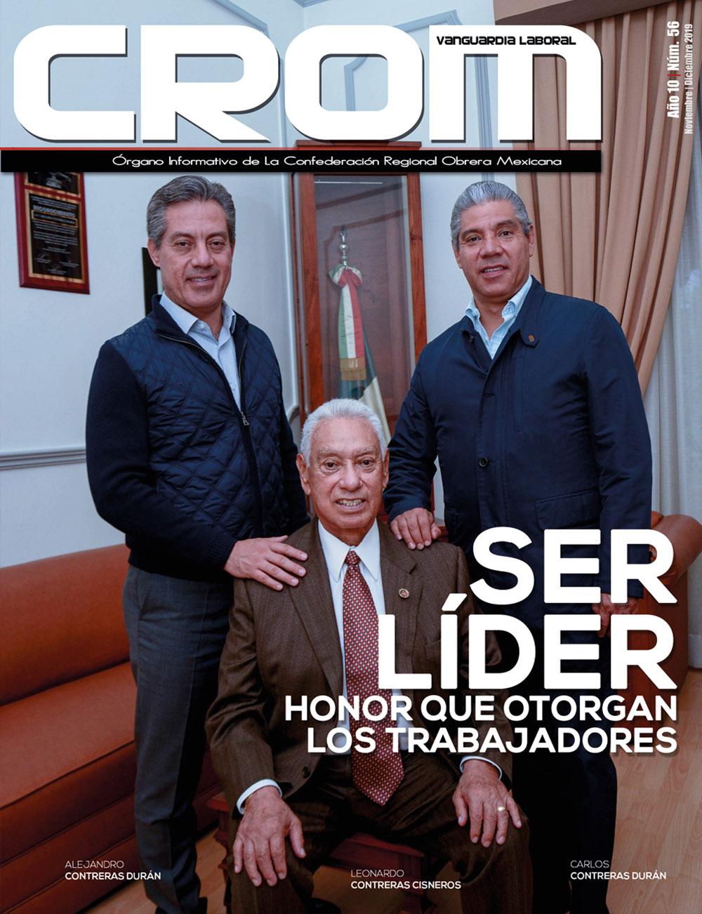 Revista CROM Noviembre - Diciembre 2019