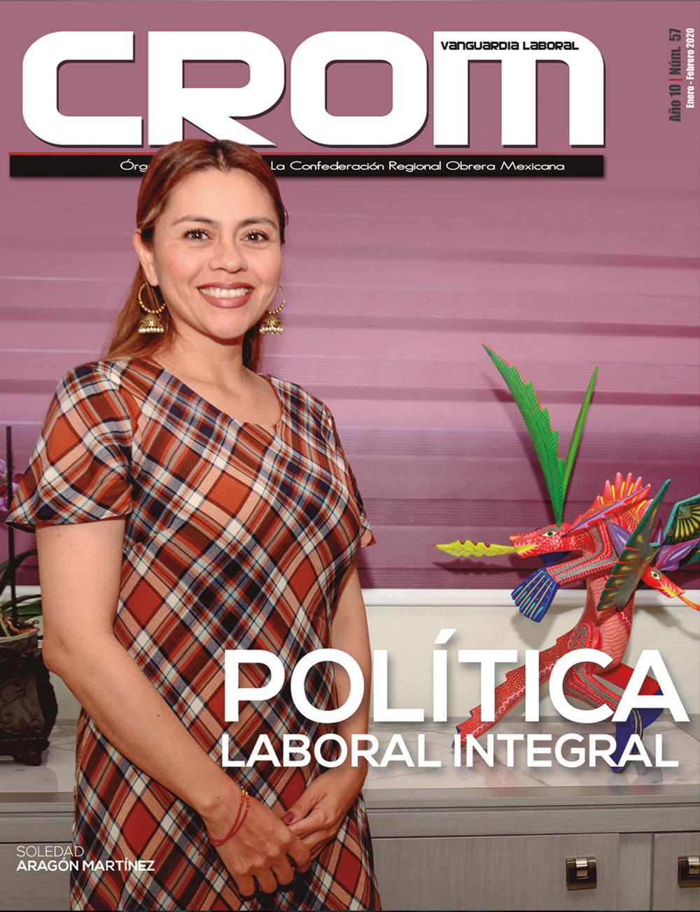 Revista CROM Enero - Febrero 2020