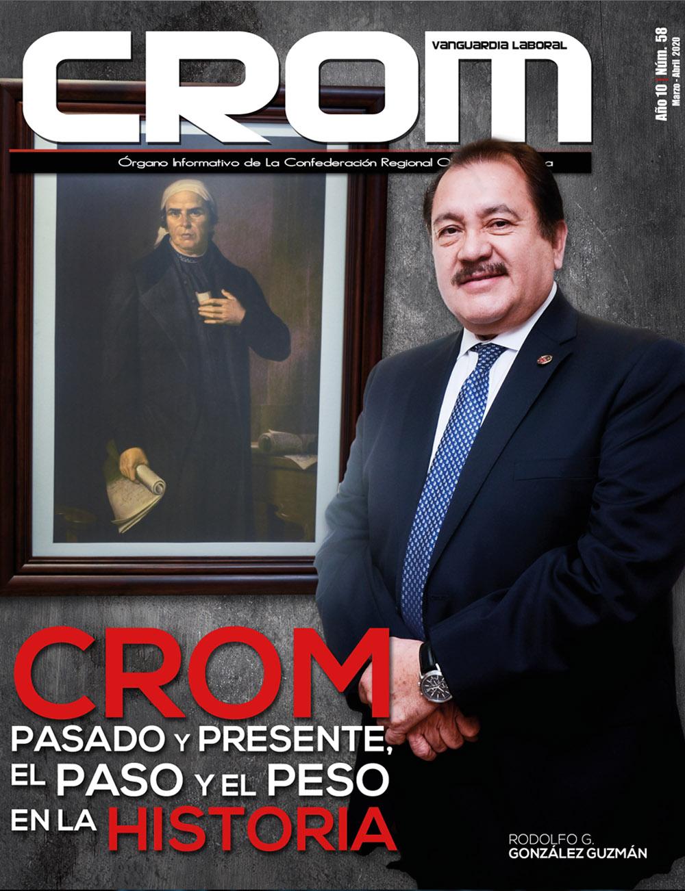 Revista CROM Marzo - Abril 2020